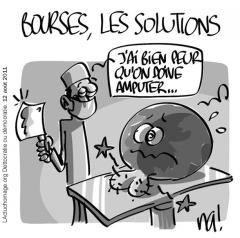Bourses, les solutions copie