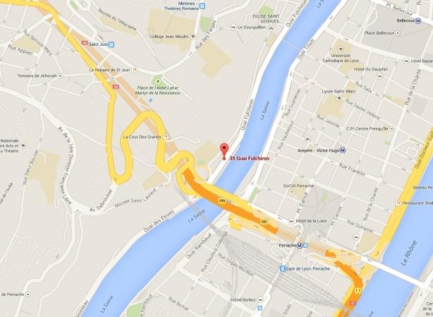 Adresse Lyon